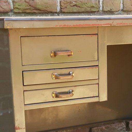 RK41 - Stalen Bureau – Gispen