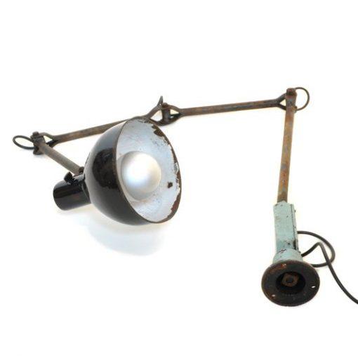 SG23 - Industriële tafellamp
