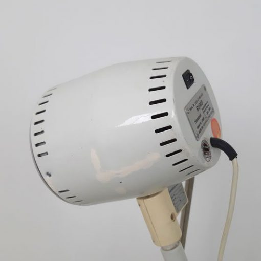 SH42 - Vintage Dokterslamp - staande lamp - VERKOCHT