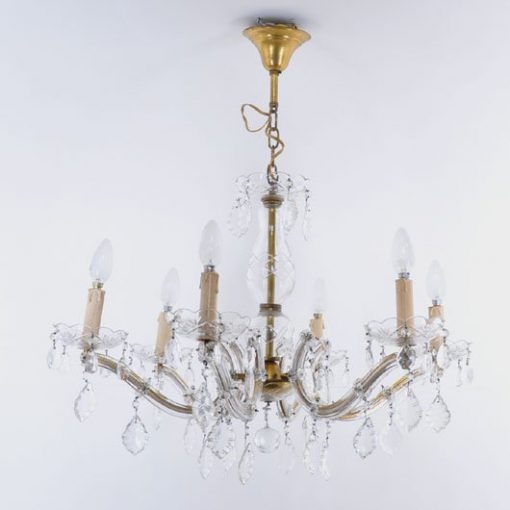 VD43-Kroonluchter- Marie Therese lamp