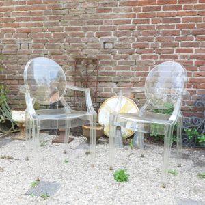 RG43 - Kartell stoelen - GHOST