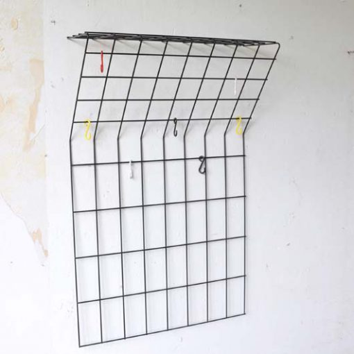 VH43- Wandkapstok stijl Reijinga-toonladder VERKOCHT