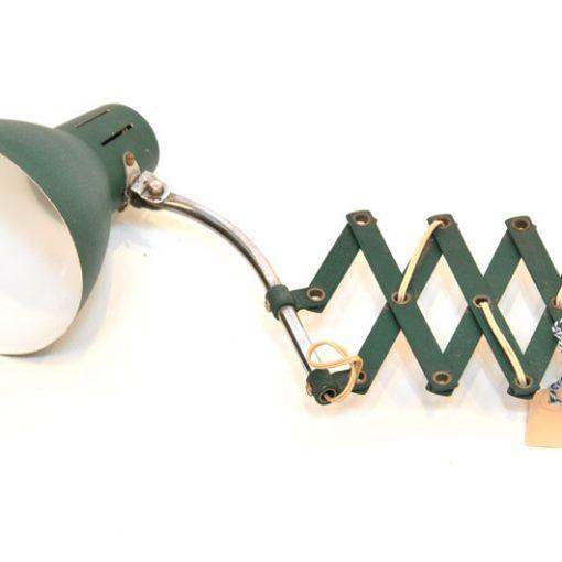 VM43- scissor lamp- designed by HALA (attr) VERKOCHT