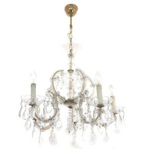 VD44-Kroonluchter- Marie Therese lamp -OPTIE
