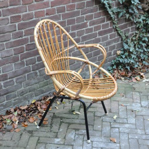 TB44 - Rotan stoel - Dirk van Sliedrecht