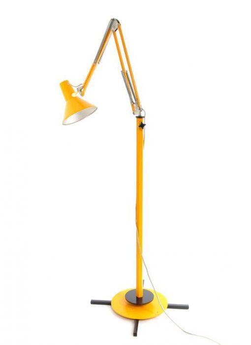 VF45 - Anvia verstelbare/ scharnier staande lamp VERKOCHT