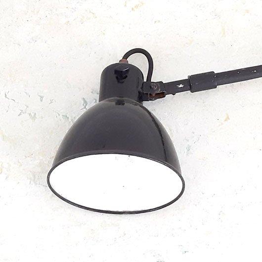 SH45-TB49 - Industriële wandlamp - jaren 50 -VERKOCHT