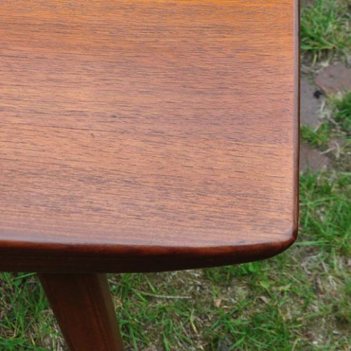TG45 Teak Dining Table By Louis van Teeffelen for WeBe, VERKOCHT