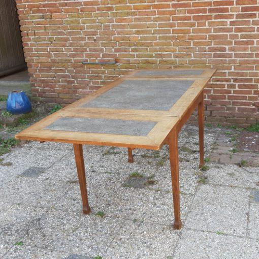 RK45 - Tafel - uittrekbaar- uitschuifbaar - jaren 30