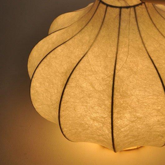 VC45 - Cocoon lamp jaren 60 - VERKOCHT
