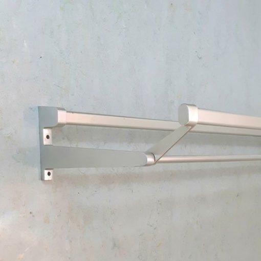RG46- Aluminium Kapstok - Jaren 70