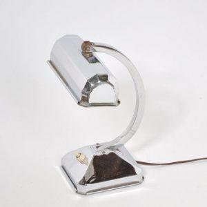 VM46. Art Deco Pirouette lamp VERKOCHT