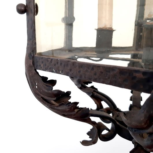 RN47 - Antieke Hallamp -Groot model