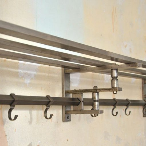 TA47- Superbe Coatrack ART DECO - VERKOCHT