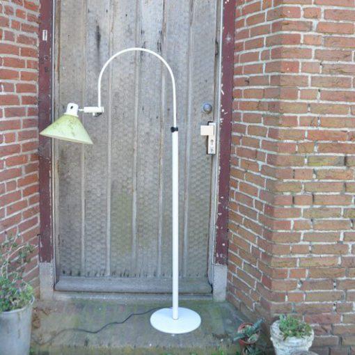 RK47 - Staande leeslamp jaren 70