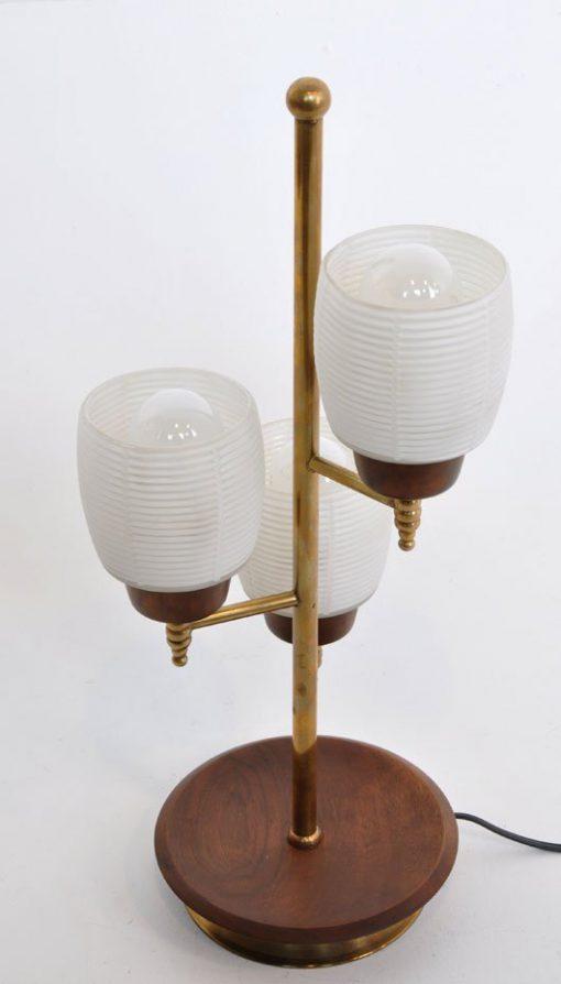 WL48- Philips jaren50 Tafellamp