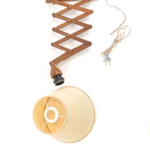 VH48- Scharnierlamp 60's - Schaarlamp