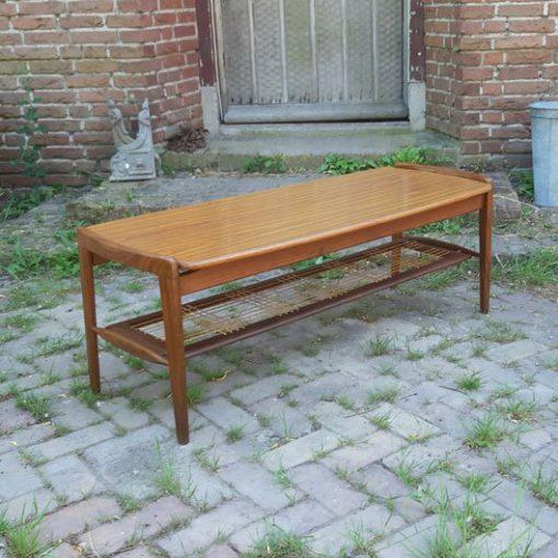 RG49 - Teak coffee table - Louis van Teeffelen- WÉBÉ - salontafel jaren 50