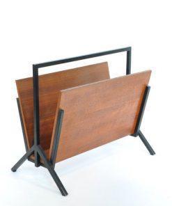 VH49-Teak Lectuurhouder- jaren 50
