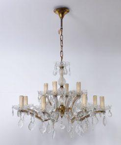 TC50 – Kroonluchter -Marie Therese lamp -Chandelier VERKOCHT