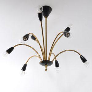 WC50- Sprietlamp- Mid modern design -VERKOCHT