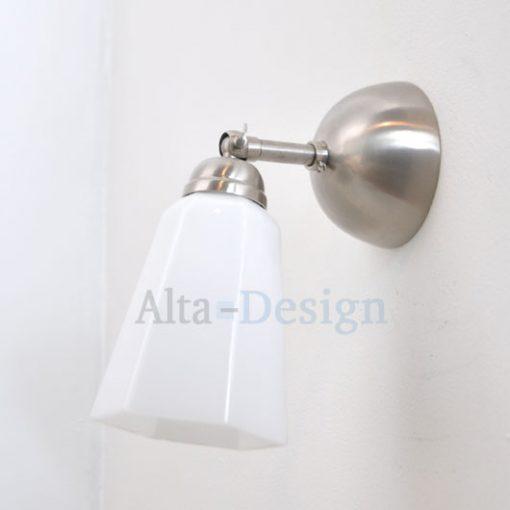 120. Wandlamp Markant- glas zeskant – Gratis verzending