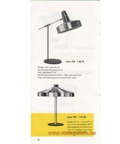 WM32- HALA Tafellamp
