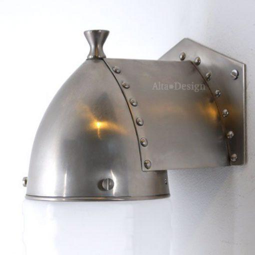 244. Wandlamp Helm - Gratis verzending