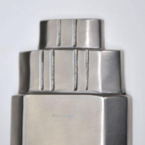 442. Wandlamp Fluto- glas zeskant – Gratis verzending