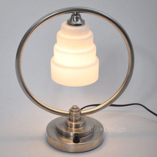 02. Cirkel met glas Trap - Gratis verzending