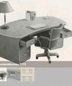 TM07. GISPEN BUREAU - PRESIDENT No.7762