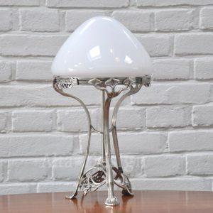 04- Jugendstil lamp – Gratis verzending