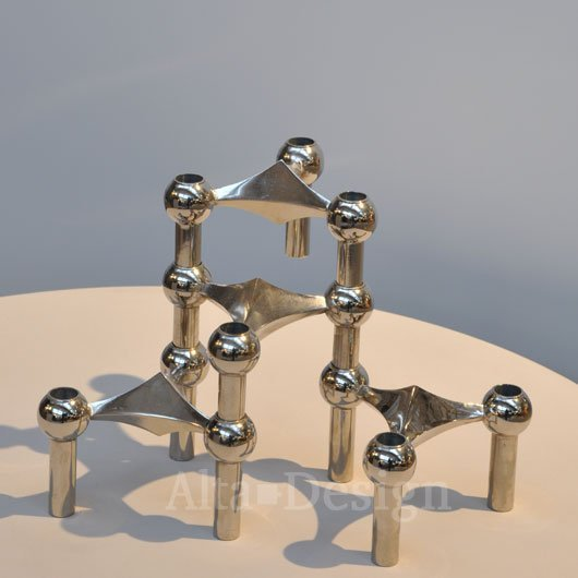 Stapelbare Kandelaars Nagel modellen