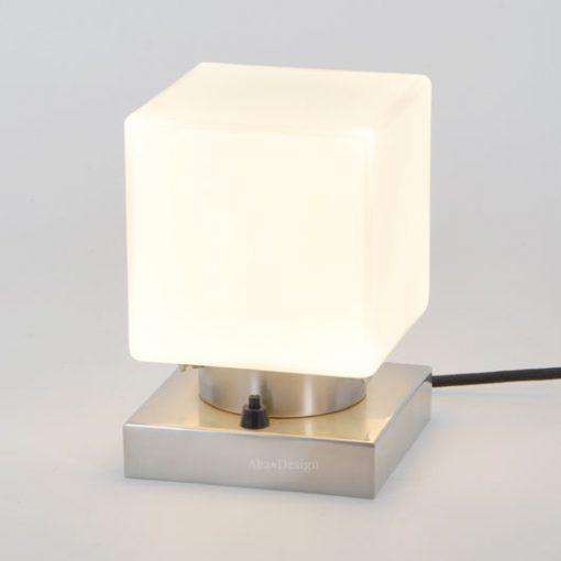 06- Kubus tafellamp – Gratis verzending