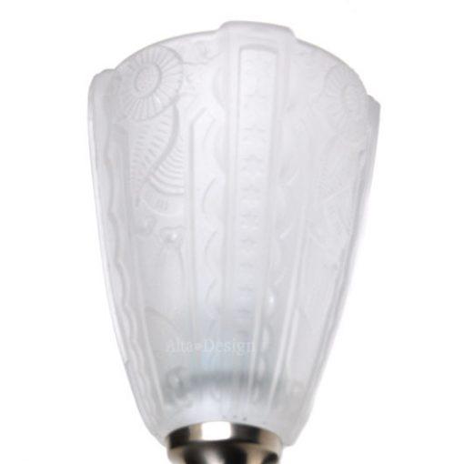 445. Wandlamp Trappo- glas deco – Gratis verzending